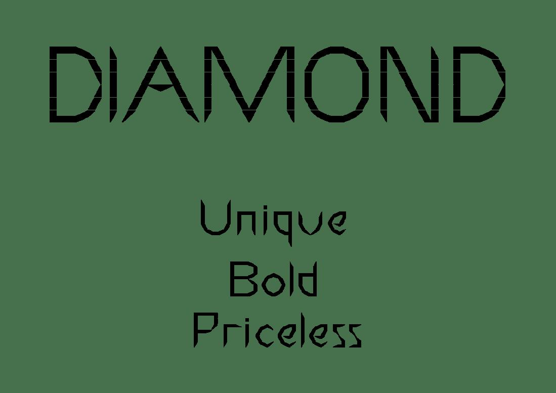 diamond words